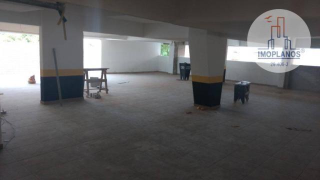 Apartamento com 2 dormitórios à venda, 72 m² por r$ 322.000 - canto do forte - praia grand - Foto 19