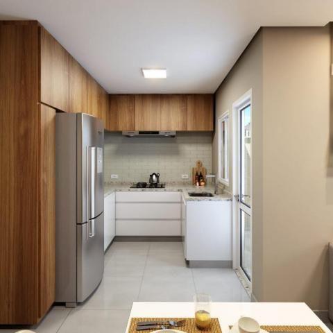 Apartamento à venda, 42 m² por R$ 248.000,00 - Vila Valparaíso - Santo André/SP - Foto 4