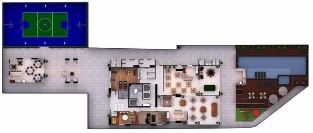 Apartamento na melhor localização de B. Camboriú, 3 suítes, 2 vagas, Lazer completo - Foto 11