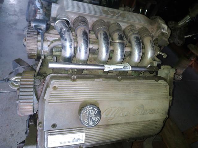 Motor Alfa Romeu 164 V6 - Foto 4