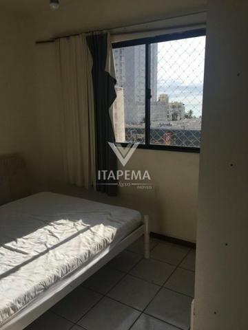 Mobiliado em até 40x para pagar - Apartamento 03 Quartos sendo 01 Suíte na Meia Praia - Foto 12