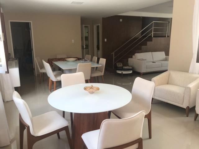 Casa de Condomínio Duplex/ Olho D'água/ 1 suíte e 2 semí-suítes/ nascente