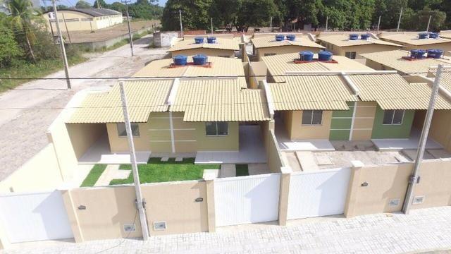 Casa Plana com Entrada ZERO em Maracanaú - Oportunidade de comprar sua Casa - Foto 14