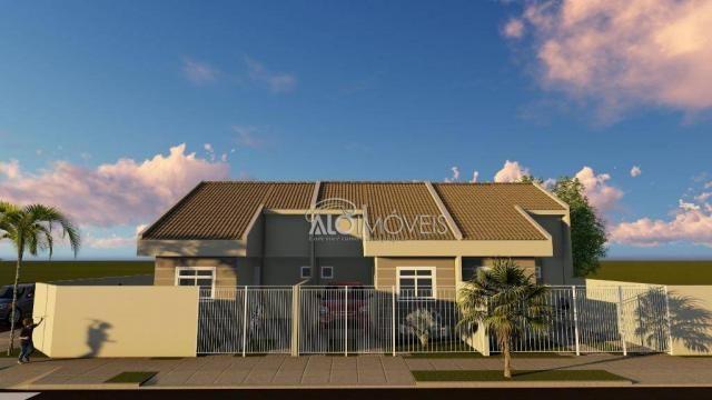 Casa com 2 dormitórios à venda, 36 m² por r$ 155.000,00 - ganchinho - curitiba/pr - Foto 13