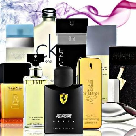 Promoção de perfume importados