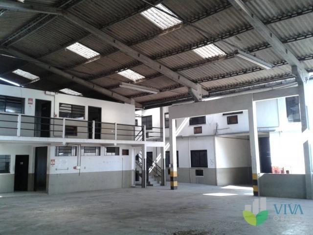 Galpão/depósito/armazém à venda em Liberdade, Novo hamburgo cod:VOB3414 - Foto 3