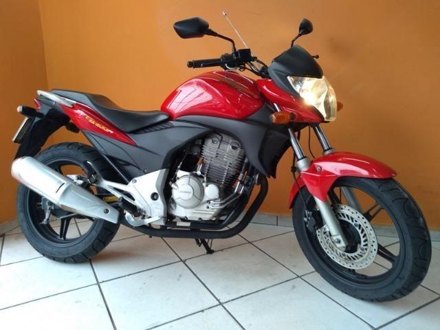 Honda CB 300 r 2010 Vermelha - Foto 2