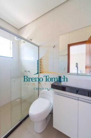 Casa com 3 dormitórios à venda, 125 m² por R$ 350.000 - Vilage I - Porto Seguro/BA - Foto 5