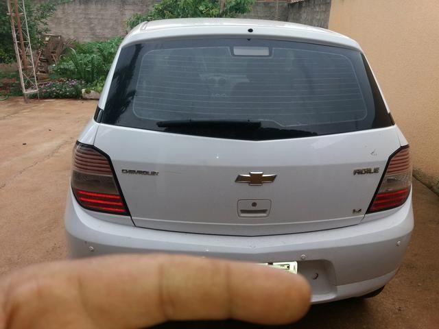 Agile LTZ Branco 2011/11 Completo - Foto 4