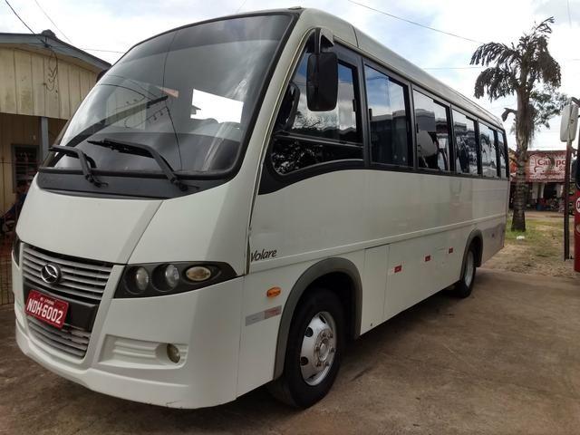 Micro ônibus Marcopolo Volare - Foto 3