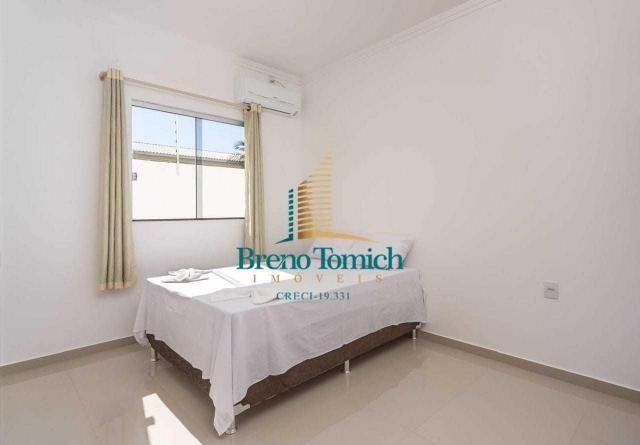 Casa com 3 dormitórios à venda, 125 m² por R$ 350.000 - Vilage I - Porto Seguro/BA - Foto 7