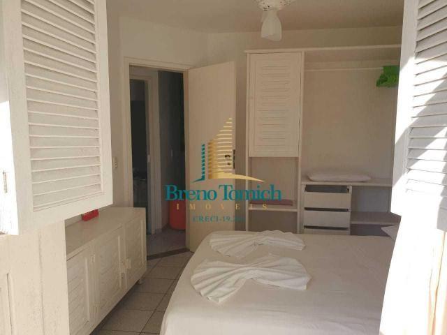 Apartamento com 2 dormitórios à venda, 48 m² por R$ 220.000,00 - Taperapuã - Porto Seguro/ - Foto 19