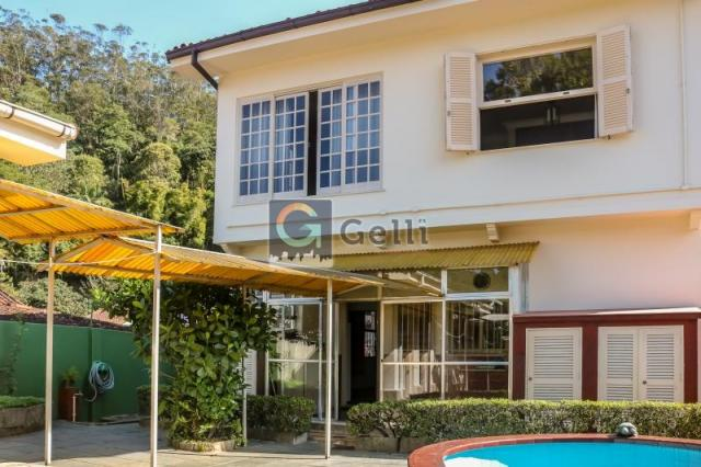 Casa à venda com 4 dormitórios em Valparaíso, Petrópolis cod:460 - Foto 4