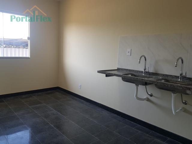 Apartamento para alugar com 2 dormitórios em Serra dourada ii, Serra cod:4299 - Foto 19