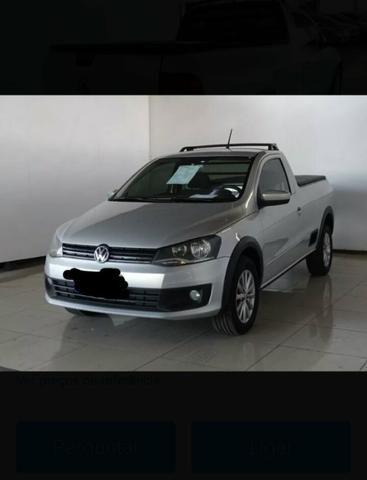 Volkswagen saveiro 2014 1.6 cab simples - Foto 2