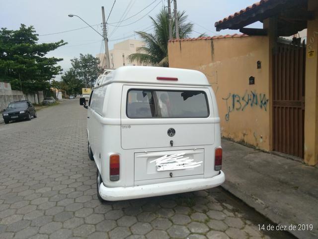 Kombi furgão 1.4 GNV flex 2012 - Foto 6