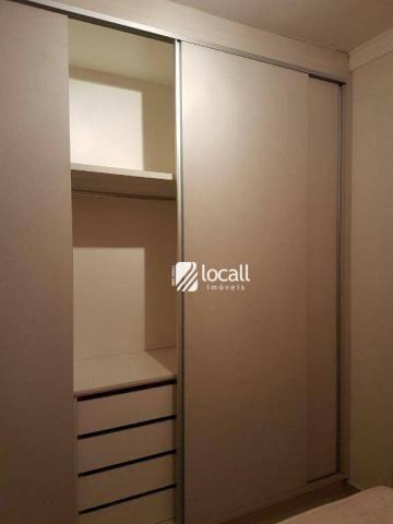 Apartamento para alugar, 40 m² por R$ 1.500,00/mês - Vila Redentora - São José do Rio Pret - Foto 5