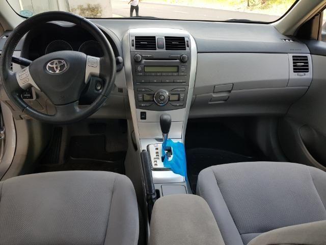 Corolla GLI 1.8 Flex 2013 Aut. Unico Dono 68.000km - Foto 8