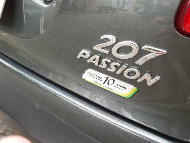 207 XR Passion 1.4 8v Flex (IPVA 2020 pago / Pronto para viajar) - Foto 6
