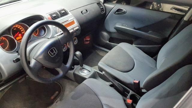 Df$* Honda Fit LXL 1.4 Automático CVT 2006 Abaixo da Tabela - Baixo Km - Foto 3