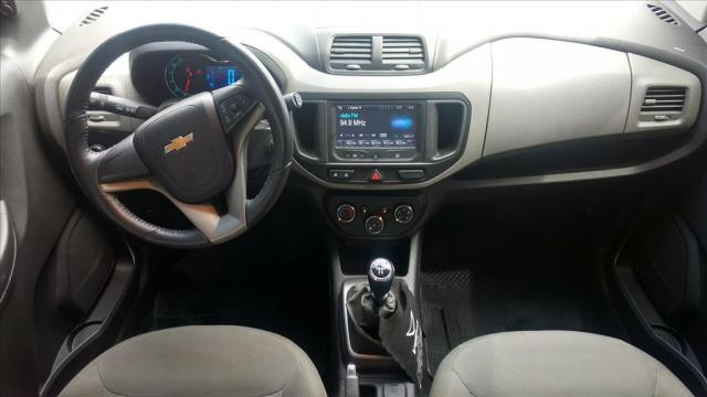 CHEVROLET SPIN 1.8 LTZ 8V FLEX 4P MANUAL - Foto 7
