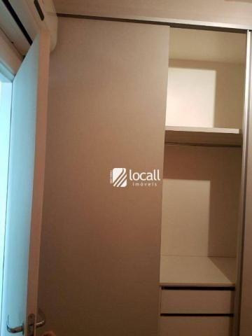 Apartamento para alugar, 40 m² por R$ 1.500,00/mês - Vila Redentora - São José do Rio Pret - Foto 10