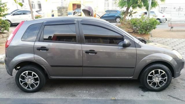 Fiesta 1.0 2004 + acessórios (carro completo) - Foto 2