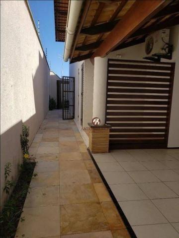 Belissima casa em alto padrão com toda a mobília e decoração inclusa no imóvel (porteira f - Foto 5