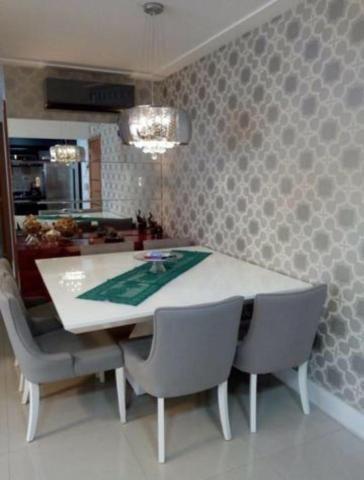 Murano Imobiliária aluga apartamento de 3 mobiliado quartos na Praia da Costa, Vila Velha  - Foto 8