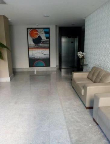 Murano Imobiliária aluga apartamento de 3 mobiliado quartos na Praia da Costa, Vila Velha  - Foto 10
