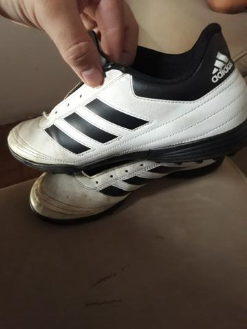 Chuteira Adidas número 39 - Esportes e ginástica - Parque Bela Vista ... 3ccb5b01e70e9