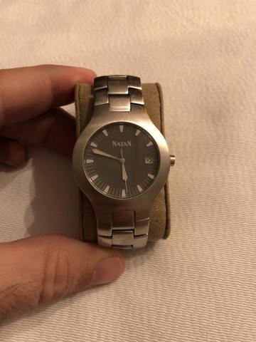 a2896ed3f8a Relógio masculino Natan - Bijouterias
