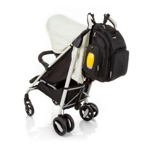 Mochila Bebê Maternidade Multifuncional Back Pack Safety 1st - Nova ... 73c050015ca