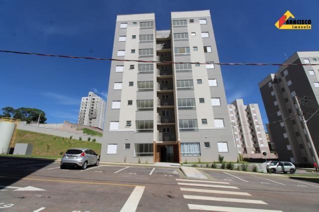 Apartamento para aluguel, 2 quartos, 1 vaga, planalto - divinópolis/mg - Foto 3
