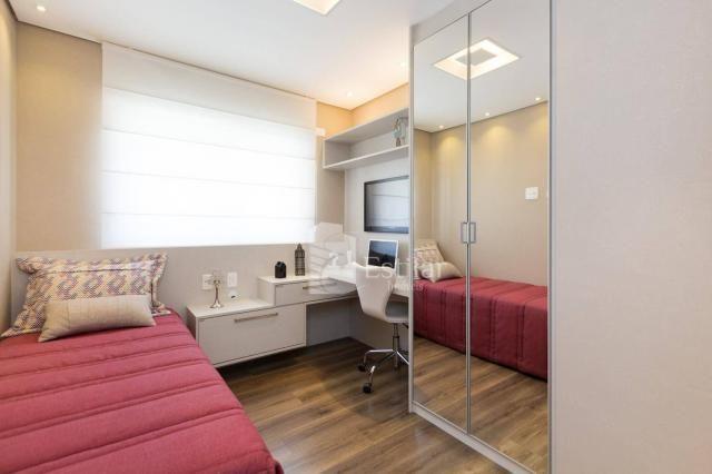 Apartamento 03 quartos (01 suíte) e 02 vagas no rebouças, curitiba - Foto 15