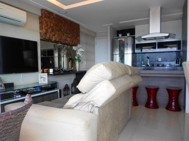 Apartamento no Allegro 14º andar, todo projetado, 3 quartos, 2 vagas - Foto 10