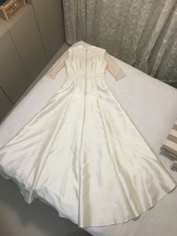 Vestido de Noiva - segundo casamento - Foto 3