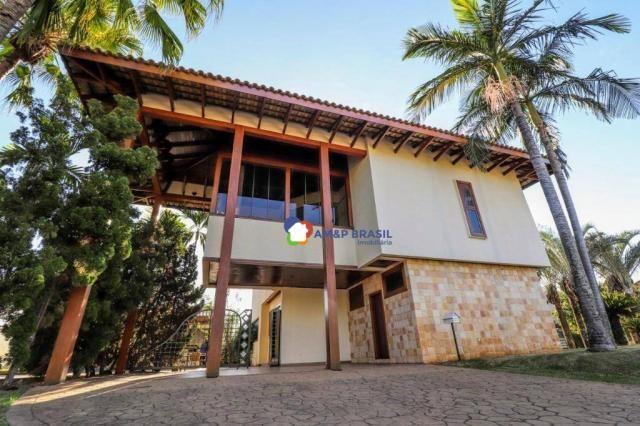 Sobrado com 4 dormitórios à venda, 638 m² por R$ 3.199.000,00 - Residencial Granville - Go - Foto 6