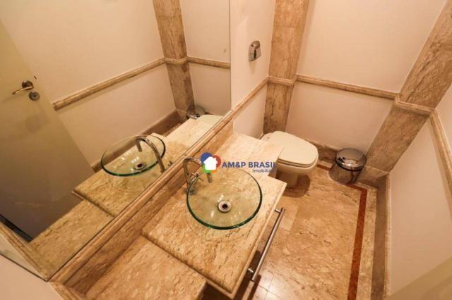 Sobrado com 4 dormitórios à venda, 638 m² por R$ 3.199.000,00 - Residencial Granville - Go - Foto 19