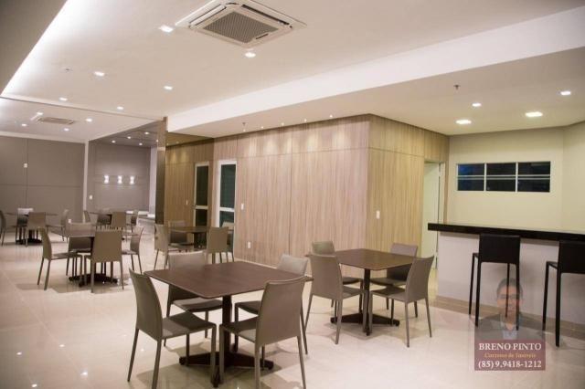 Apartamento com 3 dormitórios à venda, 110 m² por R$ 719.900,00 - Aldeota - Fortaleza/CE - Foto 9