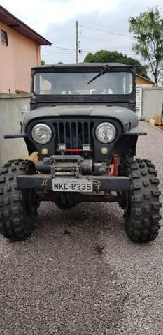 Jeep Ford Willys ano 1962 - Foto 5