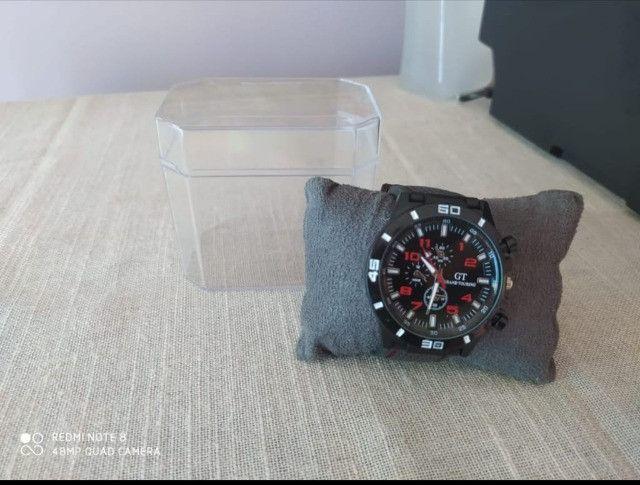 Relógio masculino Top - Foto 4