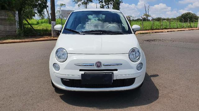 Fiat 500 Cult 1.4 Flex 2013 Manual (Impecável) - Foto 3