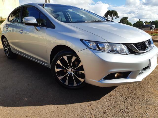 Honda Civic LXR - 11 km por litro - Foto 5