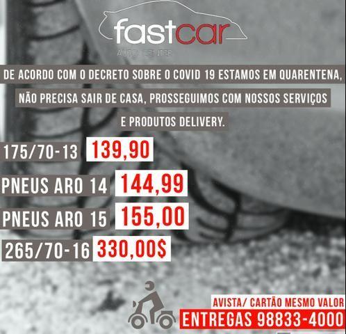 O pneu mais barato do brasil