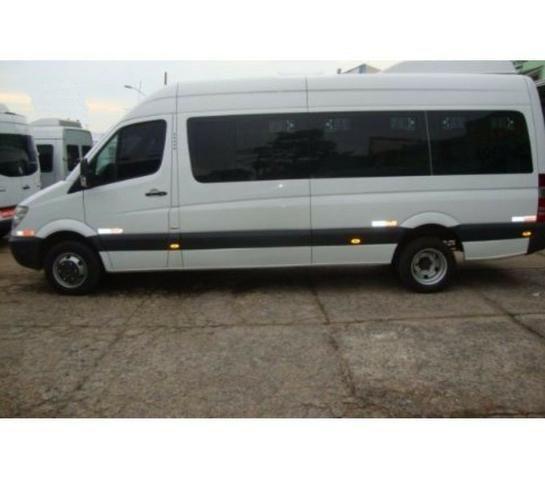 MB Sprinter Van 415 2014 com dívida - Foto 3