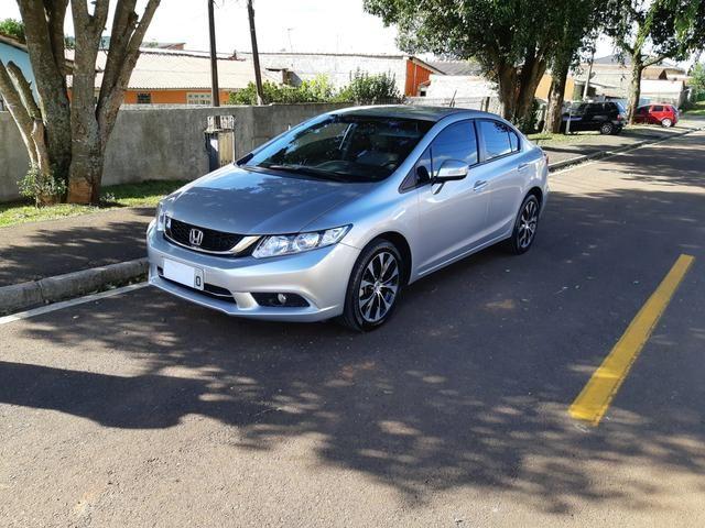 Honda Civic LXR - 11 km por litro - Foto 14