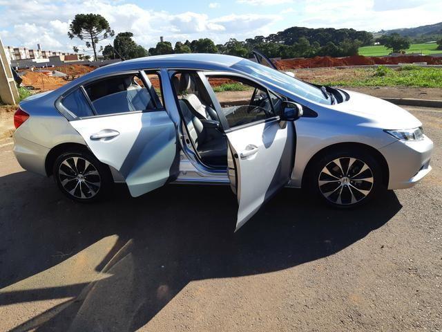 Honda Civic LXR - 11 km por litro - Foto 7