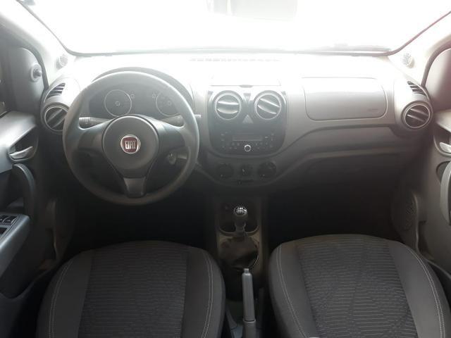 Fiat Palio Itália 1.0 2014 IPVA 2020 + Transferência + Tanque Cheio GRÁTIS - Foto 5