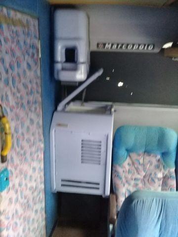 Ônibus rodoviário mercedes benz o 400 eletrônico toco - Foto 5